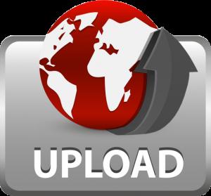 Daten upload